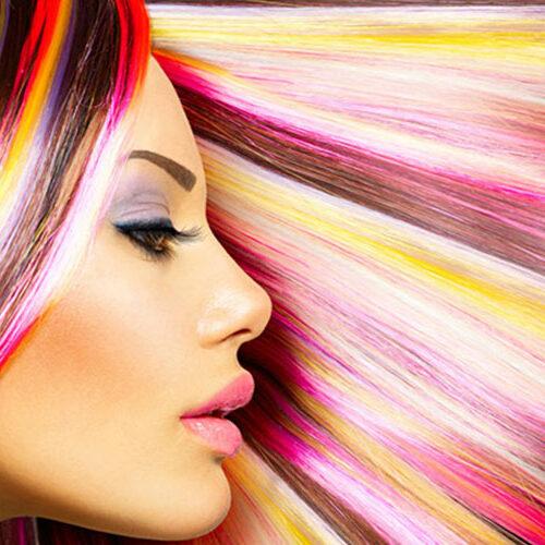 Colore capelli, schiariture e tonalizzanti